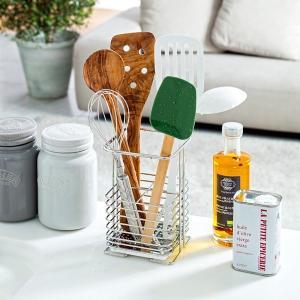 キッチンツールラック 収納 スタンド ステンレス製 珪藻土プレート 水きり|usagi-shop