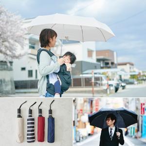 傘 折りたたみ 折畳み式 軸 ズレた 芯 中心 位置 雨用 日傘 紫外線対策 レディース メンズ|usagi-shop