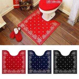 トイレマット 赤の商品一覧 通販 Yahooショッピング
