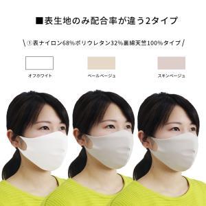 これ、いいざマスク マスク 内側綿天竺100%タイプ 綿 シルク 日本製 日本製マスク 国産マスク 耳が痛くならないマスク 洗える布マスク 大人 用 フリーサイズ|usaginosozaiya
