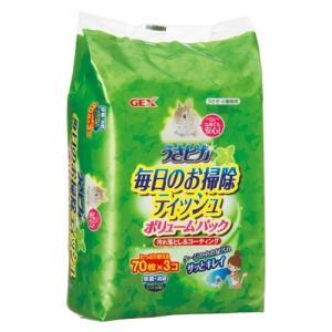 Top Breederのうさピカ 毎日のお掃除ティッシュバリュー 詰替え用|usagiya