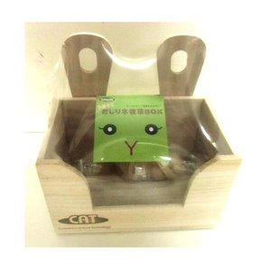 KAWAI New!うさミミ かじり木牧草BOX|usagiya