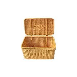 ラタン製 牧草BOX|usagiya