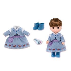 ドレス(アナ)、ブーツ(アナ)  「アナと雪の女王」の新しいドレスが登場! アナとエルサが着ていたお...