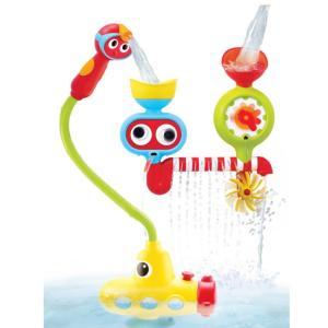 ユーキッドyookidooサブマリンどこでもシャワー 601394お風呂用おもちゃ おふろグッズ水遊び|usakids