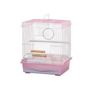 マルカン バードパレス パーム ピンク(鳥かご、ケージ、手のり用)