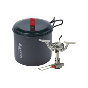[送料無料] アミカス ポットコンボ SOD-320PC 鍋 蓋付き SOTO ソト 高KD