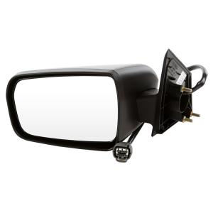 USミラー New Power Heated Door Side View Mirror LH Le...