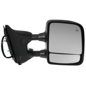 USミラー New Passenger Power Heated Towing Mirror for...