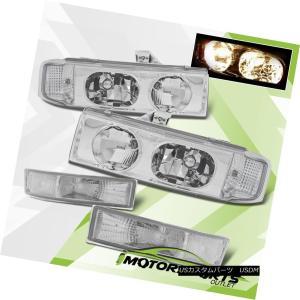 IPCW CWB-323 Chevy Astro//GMC Safari Front Bumper Reflector