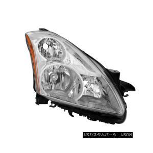 ヘッドライト Fit Nissan 10-12 Altima 4Dr Sedan Replaceme...