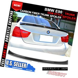Painted BMW E90 3 series A-Type Window Roof Spoiler A52