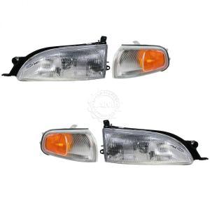 Headlight Corner Light Lamp Kit Driver Side Left LH for 00-02 Mazda 626 NEW