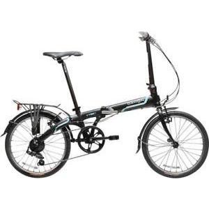 "USサイクルキャリア Dahon Vybe D7 20"" Folding Bike with Rac..."