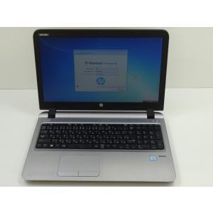 ProBook 450 G3(N8K04AV-AKAI:Win7) HP Core i5-2.3GHz(6200U)/4G/128G/DVD/15.6インチ/指紋認証 2016年頃購入 [Bランク] [中古]|usedpc1