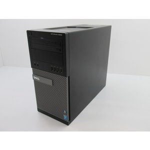 Optiplex 9020 3400 MT(Win7) DELL Core i7-3.4GHz(4770)/4G/1T/DVDマルチ 2014年頃購入 [美品] [中古]|usedpc1