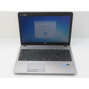 ProBook 450 G1(F4W86PA#ABJ:Win7x64 8DG) HPI Core i5-2.5GHz(4200M)/4G/320G/DVDマルチ/15.6/マウス 2014年頃購入 [Cランク] [中古]|usedpc1
