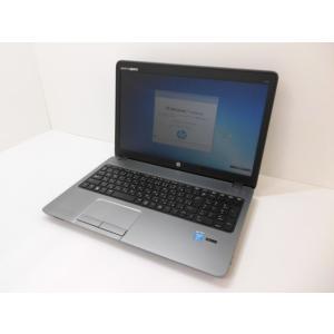 ProBook 450G1(F2M08AV-ABCS:Win7 8DG) HP Core i5-2.5GHz(4200M)/4G/320G/DVDマルチ/15.6/マウス 2014年頃購入 [バリュー品] [中古]|usedpc1