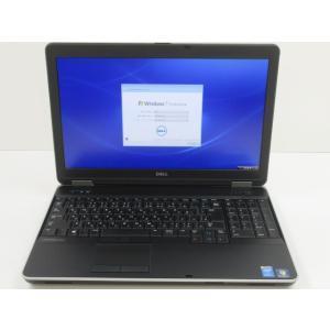 Latitude E6540(Win7) DELL Core i7-2.8GHz(4810MQ)/4G/500G/DVDマルチ/15.6 2014年頃購入 [美品] [中古] usedpc1
