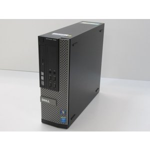 Optiplex 7020 3300SFF(Win7x64) DELL Core i5-3.3GHz(4590)/4G/500G/DVDマルチ  2016年頃購入 [美品] [中古]|usedpc1