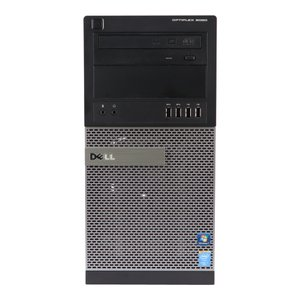 Optiplex 9020 3600MT(Win7x64) DELL Core i7-3.6GHz(4790)/8G/1T/DVDマルチ/RADEON 2016年頃購入 [美品] [中古]|usedpc1