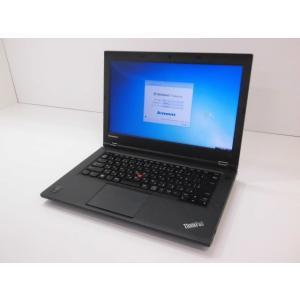 ThinkPad L440(20ASS16E00:Win7 Win8.1DG) Lenovo Core i5-2.6GHz(4300M)/4G/500G/DVDマルチ/14/マウス 2015年頃購入 [バリュー品] [中古]|usedpc1