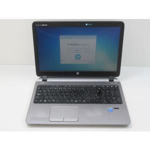 HP ProBook 450 G2(K7W28PT#ABJ:Win7 8.1DG) HP Core i5-1.7GHz(4210U)/4G/500G/DVDマルチ/15.6/マウス 2015年頃購入 [バリュー品] [中古]|usedpc1