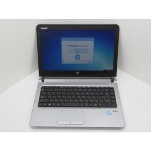ProBook 430 G3(N6P79AV-AADD:Win7 10DG) HP Core i5-2.3GHz(6200U)/4G/500G/13.3 2016年頃購入 [バリュー品] [中古]|usedpc1