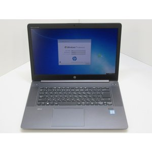 Zbook Studio G3(1CR70PA-AAAB:Win7x64) HP Core i7-2.6GHz(6700HQ)/16G/512G/M1000M 2017年頃購入 [美品] [中古]|usedpc1