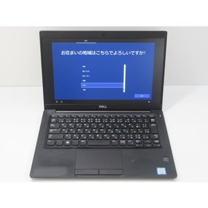 Latitude 7390(Win10x64) DELL Core i7-1.9GHz(8650U)/16G/512G/13.3 2018年頃購入 [Cランク] [中古]|usedpc1
