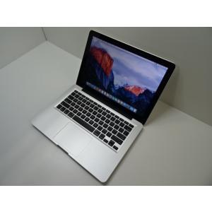 中古パソコン 中古 MacBook ノートパソコン [CPU]               Core...