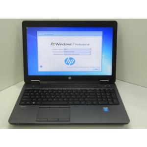 ZBook15 G2(H9S03EC#ACF:Win7x64 8.1DG) HP Core i7-2.8GHz(4810MQ)/16G/256G/K2100M/15インチ 2015年頃購入 [Bランク] [中古]|usedpc1