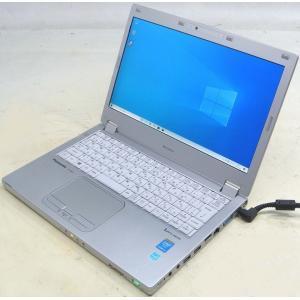 中古パソコン Panasonic Let'snote CF-MX3YG1CS Corei5 ノートパ...