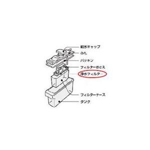 【メール便対応可能】SHARP(シャープ)2013370086 ◆冷蔵庫用浄水フィルター当商品は2013370078と同等品になります|useful-company