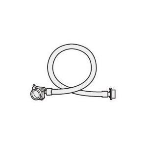 SHARP(シャープ) 洗濯機用 耐圧給水ホース(長さ1m)部品コード:2103600187 純正部品 消耗品|useful-company