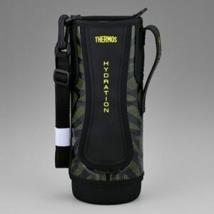 【小型宅配便(定型外郵便)対応可能】THERMOS(サーモス)真空断熱スポーツボトル FFZ-1501Fハンディポーチ ブラックイエロー'4562344355537|useful-company