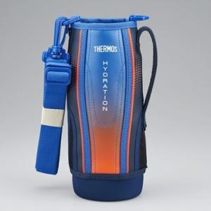 【小型宅配便(定型外郵便)対応可能】THERMOS(サーモス)真空断熱スポーツボトル FFZ-1002F ハンディポーチ ブルーグラデーション'4562344363075|useful-company