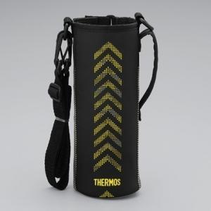 【小型宅配便(定型外郵便)対応可能】THERMOS(サーモス)真空断熱スポーツボトル FEO-1003Fハンディポーチ ブラックオリーブ'4580244699797|useful-company