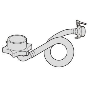 ☆パナソニック(Panasonic)☆ 食器洗い乾燥機 給水ホース部品コード:ANP1251-8020 純正|useful-company