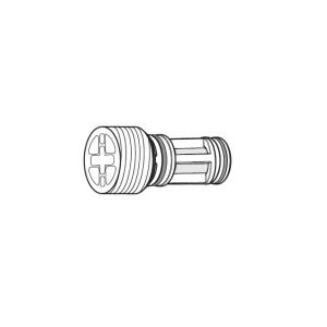 【小型宅配便(定形外郵便)対応可能】パナソニック(Panasonic)温水洗浄便座用 水抜き栓完成部品コード:DL314A-QKCS0 純正部品|useful-company