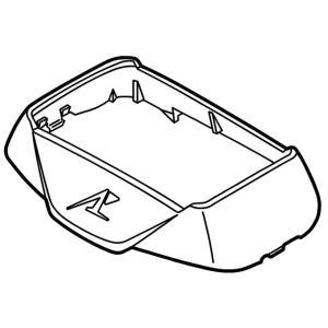 【定型外郵便対応可能】パナソニック☆Panasonic メンズシェーバー ラムダッシュ用 外刃フレーム(黒)部品コード:ESELV5K0047N|useful-company