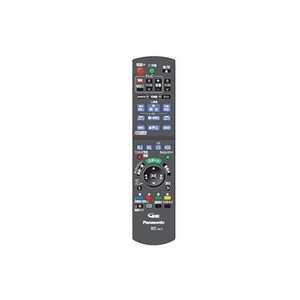 定型外郵便対応Panasonic (Panasonic) HDD搭載ハイビジョンBDレコーダー用リモコン 純正リモコン N2QAYB000686 DMR-BWT51005P06jul13