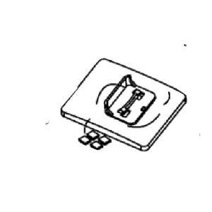 【小型宅配便(定形外郵便)対応可能】パナソニック☆Panasonic テレビドアホン増設子機用 充電台スタンド品番:PFYLW600 純正|useful-company