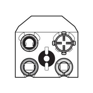 【定型外郵便対応可能】パナソニック(Panasonic) アルカリイオン整水器 固定具セット部品コード:TK7205X7377 純正部品|useful-company