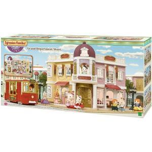シルバニアファミリー 街のおしゃれなデパート (人形別売り) 注)人形付属しません。(写真はイメージ...