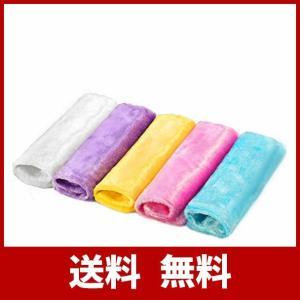 激落ちクロス 天然パルプ繊維 掃除 雑巾 業務用 厚手 吸水性、熱にも強 マイクロファイバー 家中のお掃除に 万能クロス きらきらクロス 5枚セットH