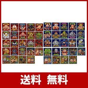 キン肉マン×ビックリマン 肉リマンチョコ 赤コーナー & 青コーナー 全48種セット|usefulforyou