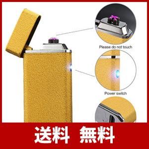 電子ライター USB充電式 アークライターガス・オイル不要 風防付 き 無炎 防風 熱線ライタープラズマライター防災グッズ 防災用 品 点火ライターア usefulforyou
