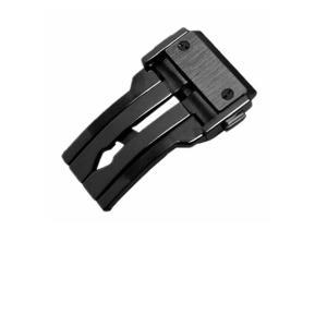 Nywing HUBLOTバックル 尾錠 22mm 24mm ウブロ Dバックルスチール 腕時計バンドプッシュ式Dバックル ウブロレザー時計ベルト対応 usefulforyou