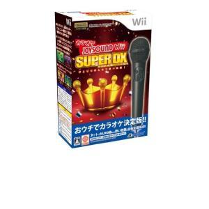 カラオケJOYSOUND Wii SUPER DX ひとりでみんなで歌い放題! (マイクDXセット)|usefulforyou